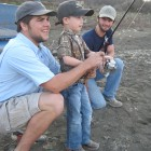 TANNER, JAKE AND HARRISON