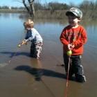 THE WATSON BROS -OFFSHORE FISHING! HA!