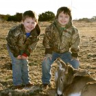 JAKE & JACK ON A CULL HUNT WITH DADDY!