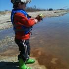 SWEET FISHING BOOTS JAKE!