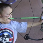 JAKE'S FIRST BOW 2009