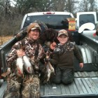 RYAN AND BRADEN DOING SOME DUCK HUNTING!