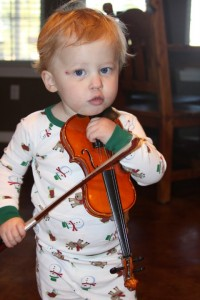 PLAY THAT FIDDLE JACKIE BOY!