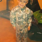 FIRST DAY OF BOW SEASON 2011 5 AM