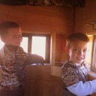 THE WATSON BOYS IN THE BLIND DEC 2010