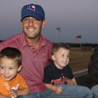 ME AND MY BOYS ON A TRACTOR RIDE