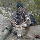 PAUL AND ANOTHER AWESOME BUCK FROM BUFFALO MT RANCH